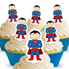 Superman Cake Decorations In Other Cake Decorations Cake Toppers