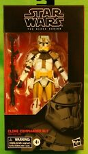 Star Wars The Black Series - Clone Commander Bly - #104 - 6-Inch