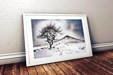 Roseberry Topping - Fine Art Photography Print - Mounted to fit frame 16 x 12""