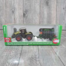 SIKU 1826 - 1:87 - Traktor mit Amazone Sämaschine Cayena 6001 - OVP - #T29454
