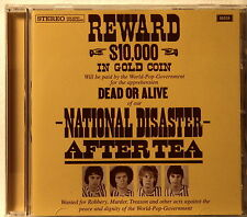 After Tea-National Disaster Dutch psych cd
