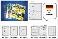 100 A4 FOTOHÜLLEN SAMMELHÜLLEN POSTKARTENHÜLLEN KARTENHÜLLEN 120 my 4x 10x15 CM