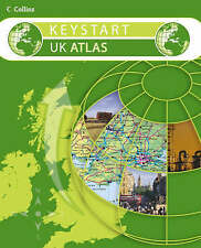 Collins Keystart UK Atlas