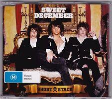 Short Stack - Sweet December - CD (4 x Track + Video enhanced SMR0016)