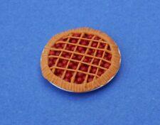 Miniature Dollhouse Cherry Pie 1:12 Scale New