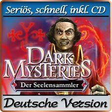 Dark Mysteries - Der Seelensammler Deluxe - PC-Spiel - Wimmelbildspiel