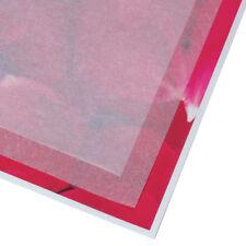 Lineco Unbuffered Interleavng Tissue 11 x 14 Pk of 100 Prints Textiles FREE SHP