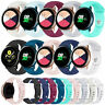 New For Samsung Galaxy Watch Active SM-R500 Soft Silicone Sport Wrist Band Strap