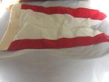 Sewn NATO Signal Flag  M,DLA 100-88-M-EF36 Made In USA