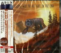 WEEZER-EVERYTHING WILL BE ALRIGHT IN THE END-JAPAN CD F43
