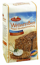 Bielmeier/da cucina Maestro pane BACK miscela Wellness pane POWER/15 pezzi á 500 G