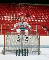 Guy Lafleur Montreal Canadiens Unsigned 8x10 Photo (D)