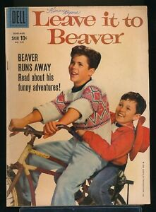LEAVE it to BEAVER No. 999 1959 Dell Four Color Comic Book 3.0 GD/VG