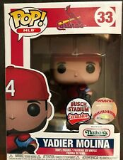 New St Louis Cardinals Yadier Molina Mlb Funko Pop!
