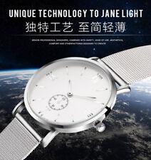 2017 Mode Frauen Damen Kristall Edelstahl Analoge Quarz Armbanduhr Wrist Watch