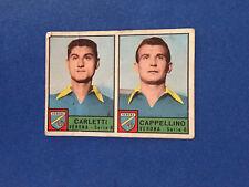 FIGURINA CALCIATORI PANINI STICKERS 1963/64 VERONA CARLETTI/CAPPELLINO NUOVA