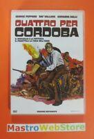 QUATTRO PER CORDOBA - 1970 - KOCH MEDIA - DVD [dv63]
