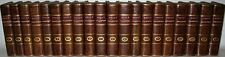 LEATHER Set;WILLIAM SHAKESPEARE'S WORKS! Plates PRINTED 1788!! gift COMPLETE 20v