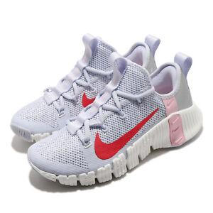 Nike Wmns Free Metcon 3 Blue Grey Women Crossfit Training Trainer CJ6314-006