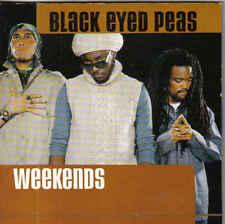 Black Eyed Peas-Weekends cd single