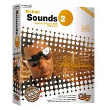 🥇 eJay Virtual Sound 2, 24350 WAV samples and Loop, DAW, Make Music, Latin, RnB