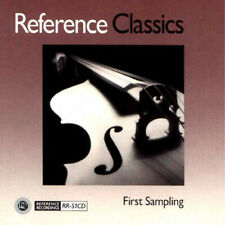 RR | Reference Recordings - Reference Classics - First Sampling CD