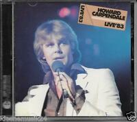 CD Howard Carpendale `Live '83` Neu/New Deine Spuren im Sand, Pata Pata - Rare