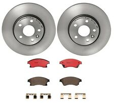 Brembo Front Brake Kit Ceramic Pads & Disc Rotors for Chevy Cruze Limited Sonic