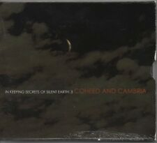 COHEED AND CAMBRIA  In Keeping Secrets Of Silent Earth: 3  CD ALBUM