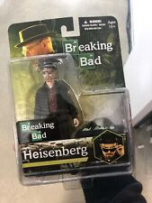 Breaking Bad Heisenberg Walter White Action Figure Mezco