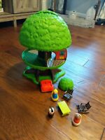 Vintage 1975 General Mills Fun Group Kenner Tree Tots Family Tree House Toy EUC