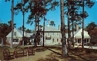 Postcard Pink House Myrtle Beach South Carolina