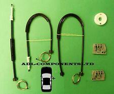 VW CADDY MK 3 Window Regulator Repair Kit Front Right Door VOLKSWAGEN NEW