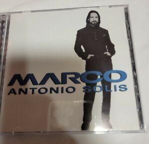 Marco Antonio Solis by Marco Antonio Solis (CD, 1997, Fonovisa)