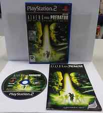 Console Game Gioco SONY Playstation 2 PS2 PAL ALIEN VERSUS PREDATOR EXTINCTION -