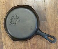 Vintage #3 Wagner Ware Sidney - O - Cast Iron Skillet Frying Pan - Pattern 1053C