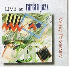 Valery Ponomarev - Live at Vartan Jazz / Rare & Out of print CD - Sealed!