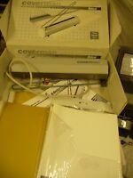 Presentation folder binder desktop thermal COVERMAN IBICO + folders
