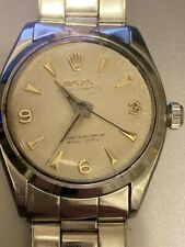 Rolex  Oyster  Ref.6564 Honeycomb Dial No Movement with Great Potential! 1956