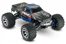 Traxxas Revo 3.3 4WD Nitro Monster Truck TQi TSM with Telemetry in Blue color