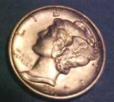 1920-D Silver Mercury Dime ~Choice Uncirculated ~Rare Date ☆Make An Offer☆ ~SAVE