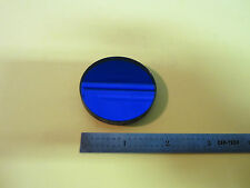 OPTICAL BLUE FILTER MIRROR LASER OPTICS BIN#A2-35