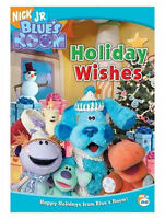 PARAMOUNT - UNI DIST CORP D877384D BLUES CLUES-BLUES ROOM-HOLIDAY WISHES (DVD...