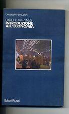 D.K.Whynes # INTRODUZIONE ALL'ECONOMIA # Editori Riuniti 1985 # 1A ED.