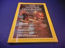 National Geographic Magazine , December 1984,Monsoons Life Breath of Half World