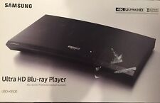 Samsung UBD-K8500 UBDK8500 4K 3D HD WiFi Built-In Blu-ray DVD Player New Sealed