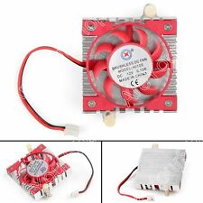 1Pcs Grafica Tarjeta Ventilador Brushless Cooling Fan 4010 40x40x10mm 12V 0.1A A