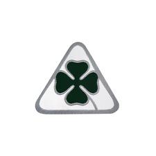 Toppe Adesive Alfa Romeo Ufficiali Quadrifoglio Verde 50 mm