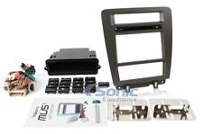 idataLink ADS-KIT-MUS01 Double DIN Dash Kit & T-harness for 2010-14 Ford Mustang