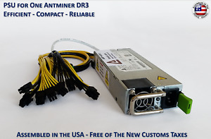 Mining Power Supply for Bitmain Antminer DR3